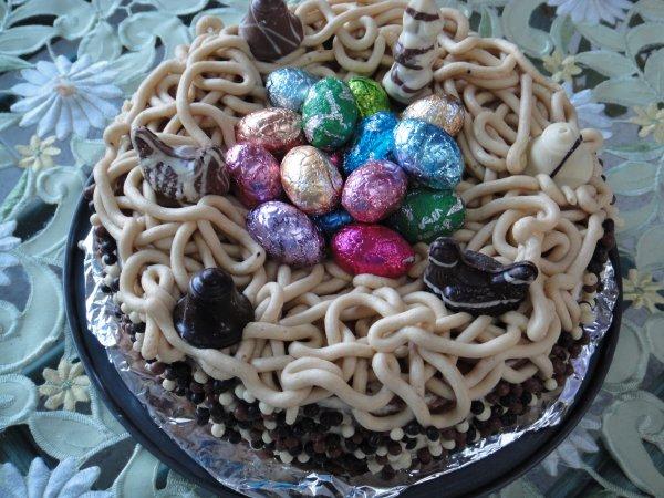 Mon gâteau des bonnes occasions (anniversaires, fêtes...).