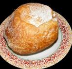 Le bourdelot français, la rombosse belge...Des desserts oubliés.