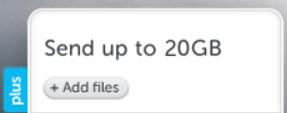 Envoyer GRATUITEMENT de gros fichiers.