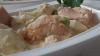 """Cassolette aux deux poissons: recette """"maison""""."""