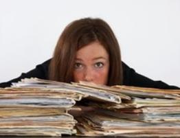 Faites le tri dans vos papiers ! Mode d'emploi de ce que vous pouvez jeter ou non.