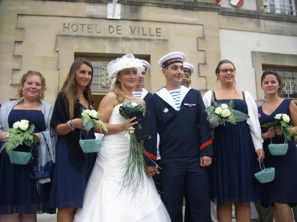mariage   thomas  alizee     le 1 septembre 2012