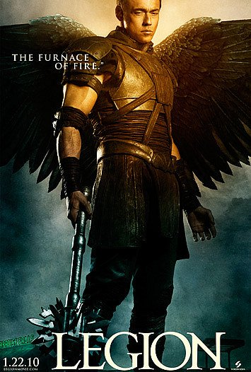 LEGION Kevin Durand as Archangel GABRIEL