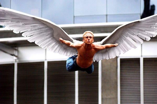 X-MEN THE LAST STAND Ben Foster as Archangel