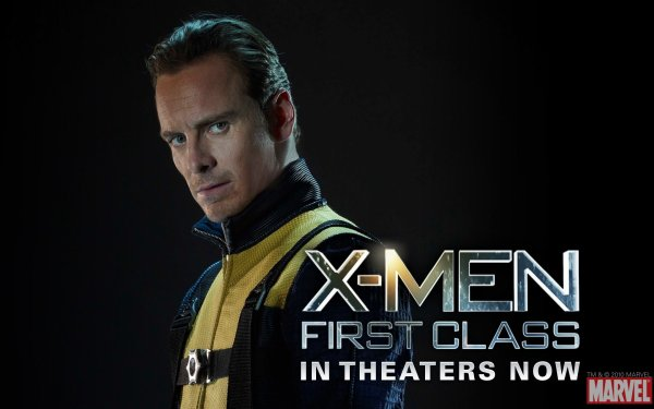 X-MEN FIRST CLASS Michael Fassbender as Erik aka Magneto