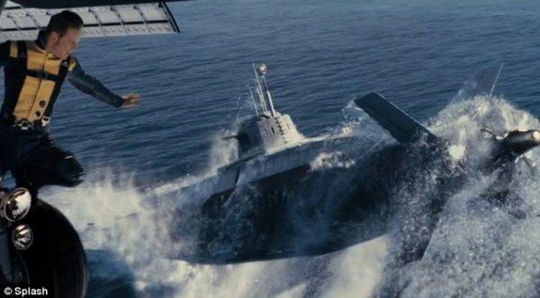 MAGNETO submarine lift