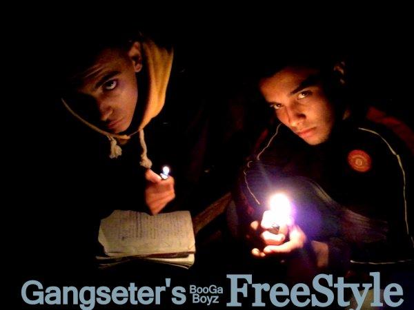 Booga Boyz / BooGa Boyz - Gangster's FreeStyle (McJrone - BMG) (2011)
