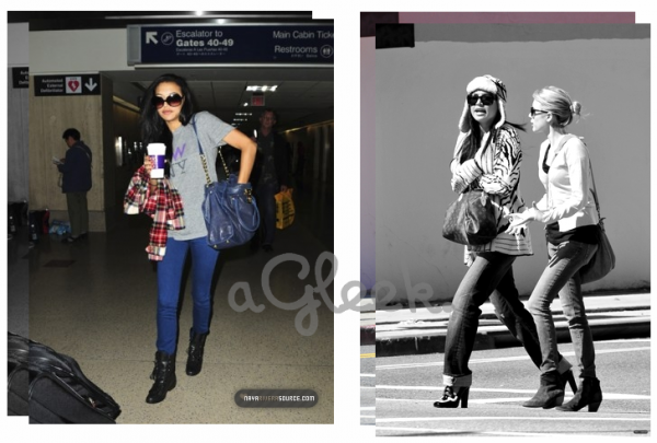 {Article fille ! } - Les tenues de Naya, Lea & Dianna.