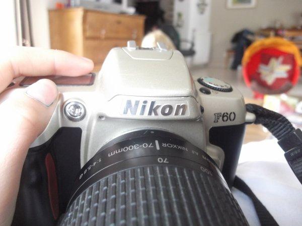 Vieux Nikon