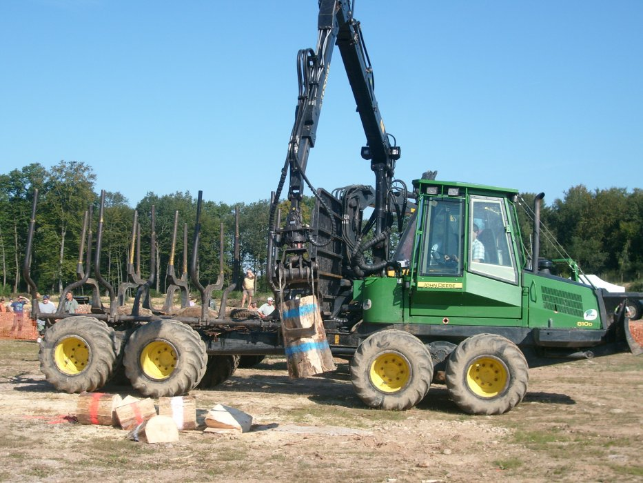 L'arbre et la machine