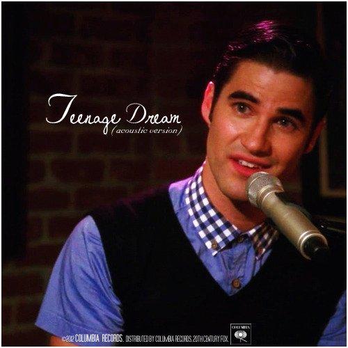 Glee / Glee - Teenage Dream (acoustic version) (2013)