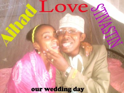 stivastin  with  my  wife   AIHAD (  oUr  WeDdInG dAy  )