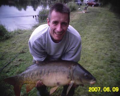 partie de pêche en famille en Eure et Loir