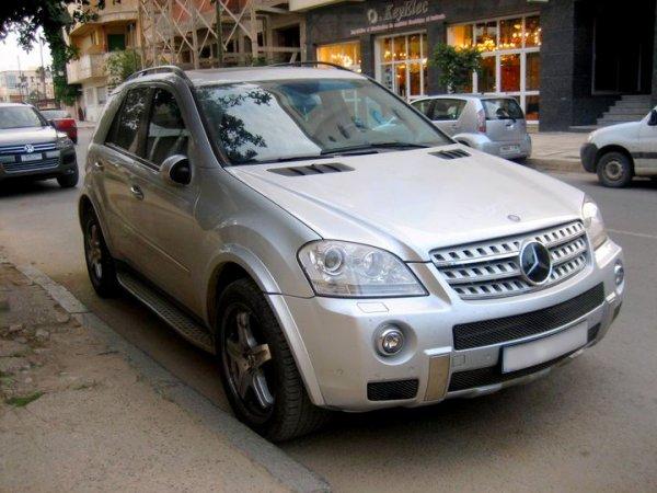 ml 420 Pack AMG (Cars-Oujda)
