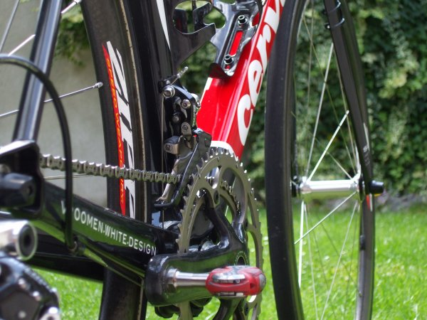 Les bikes :-)