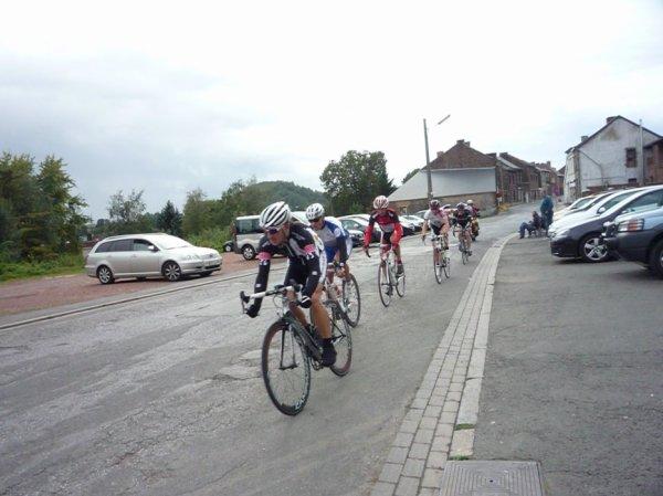 Chatelineau 18 septembre 2011: 1er !