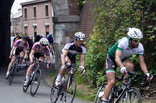 Leval-Trahegnies 30/06/2012: 14ème.