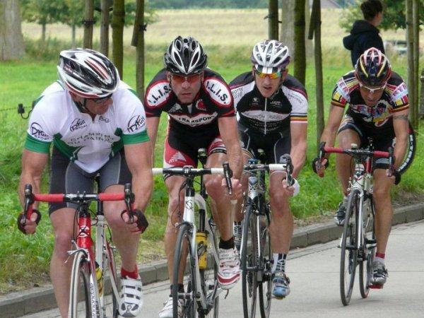 Championnat de Belgique à Thieusies 08/07/2012 : 5ème (4ème du championnat).