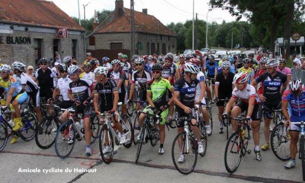 Ville Pommeroeul 4 août 2013, la reprise : 4ème.