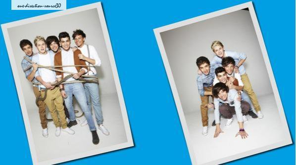New photoshoot: One Direction!! :) ♥