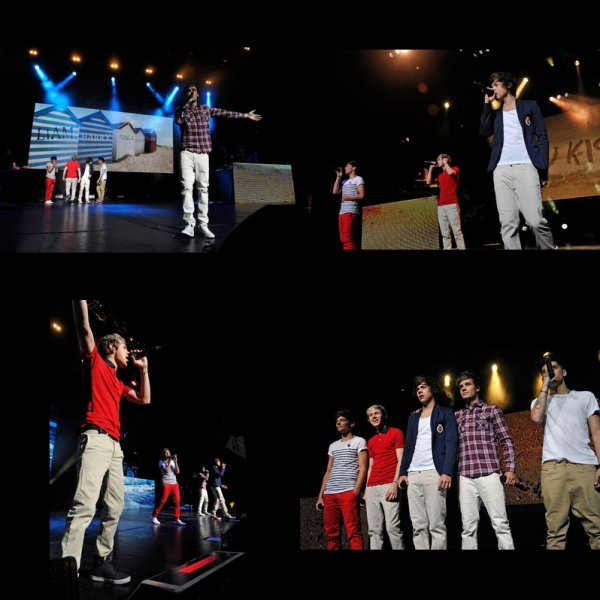 Les One Direction: 16/06/2012
