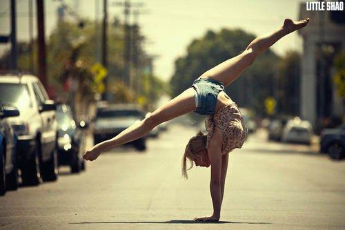 Thème 2 : la gymnastique n'importe où et n'importe quand ♥