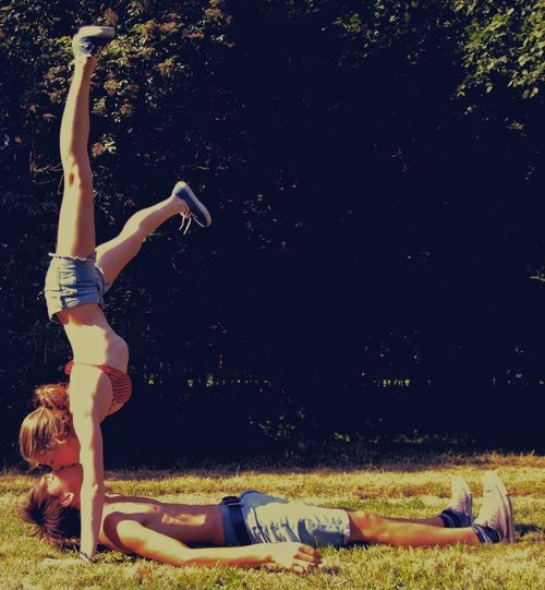 Thème 21 : La gymnastique à 2 ♥