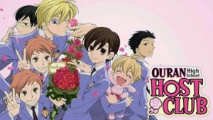 présentation de Ouran High School Host Club