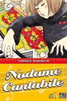 présentation de Nodame Cantabile !