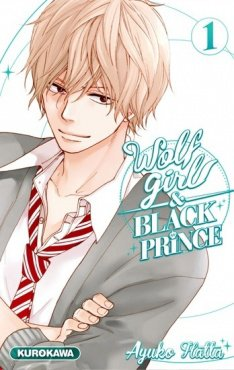 présentation de Wolf girl and black prince