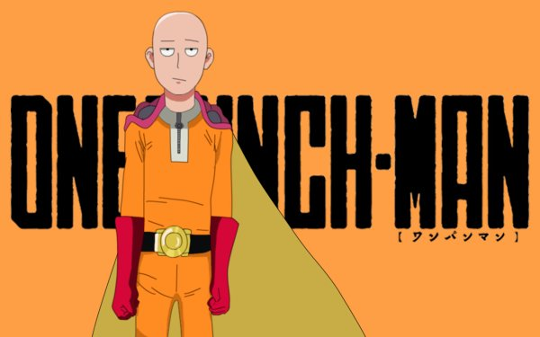 Présentation de One punch Man