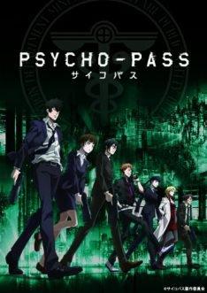 présentation de Psycho pass