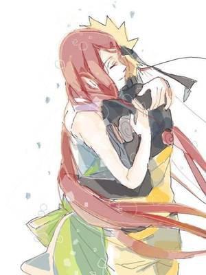 Minato et Kushina / Kushina et Naruto