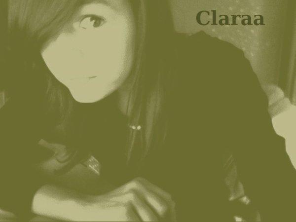 Claraa !