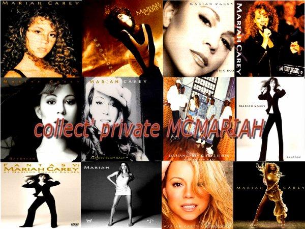 sur les traces de Mariah Carey.... (collect' musicale)