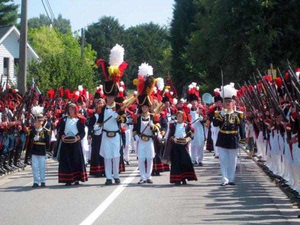 Marche Saint-Roch  d'Acoz  est annulee