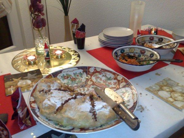 Repas Noël familial