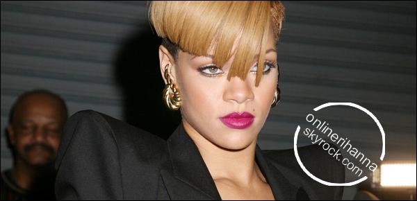 » News | Un rôle pour Rihanna dans un film?