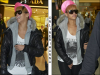 » 06 Mars | Rihanna prend un avion à Londres