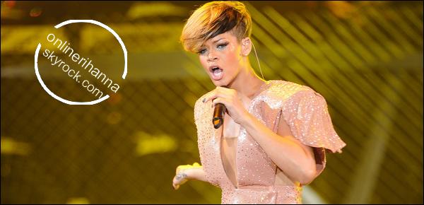 » 28 Avril | Rihanna à Paris, France