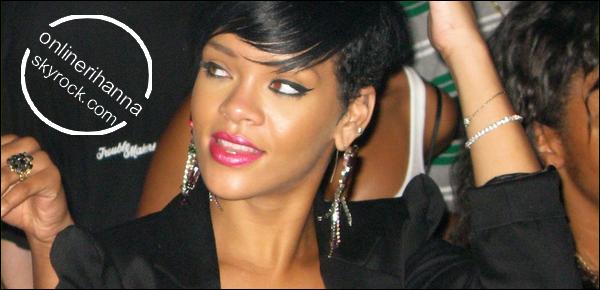 » News | Rihanna pourrait lancer sa propre boîte de nuit