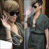 » 22 Mai | Rihanna quitte son hôtel à Dublin