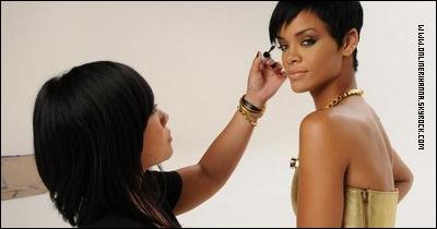 » News   Interview de la maquilleuse de Rihanna