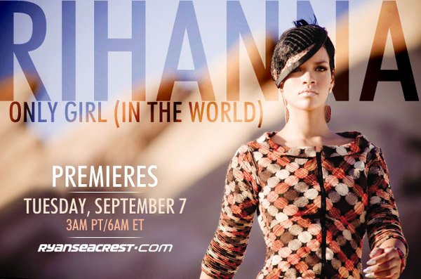 » OFFICIEL | Only Girl sort le 7 septembre