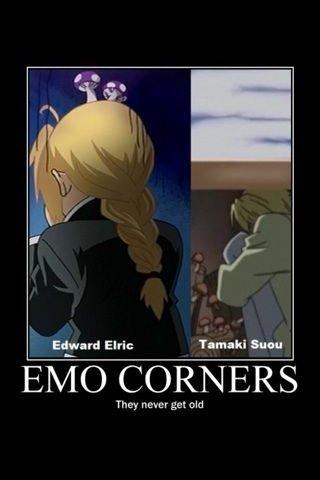 Emo Corners