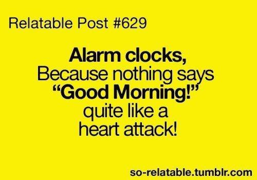 Good Morning~