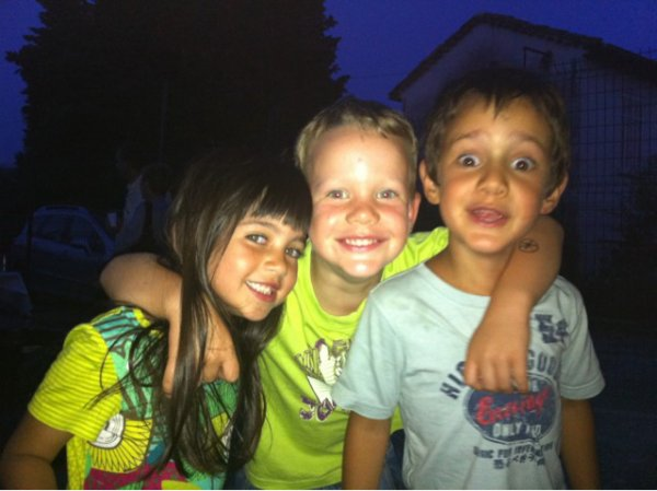 Aimy et ses cousins