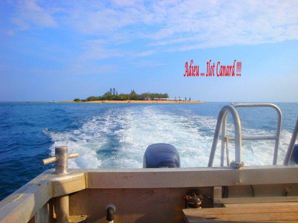 Dimanche 20 mars à l'îlot Canard avec claudine et Stéph (sans les enfants)