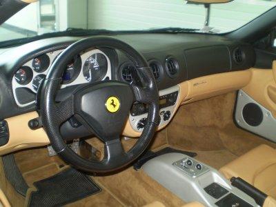 Ferrari 360 modena int rieur les plus beaux jouets du monde for Interieur 360 karachi