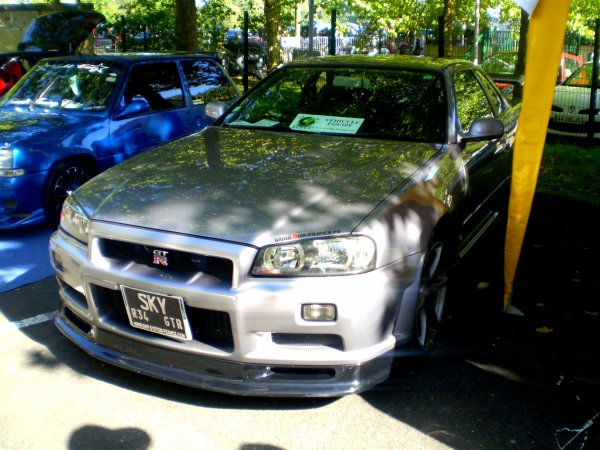 nissan skyline gtr r34 les plus beaux jouets du monde. Black Bedroom Furniture Sets. Home Design Ideas